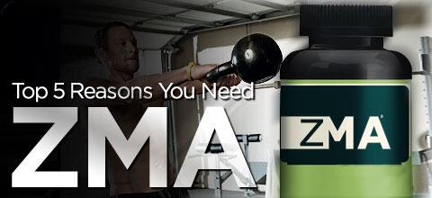 Для чего нужен ZMA