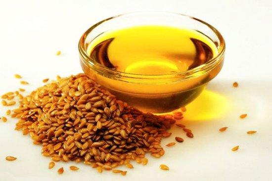 Польза льняного масла для организма спортсмена