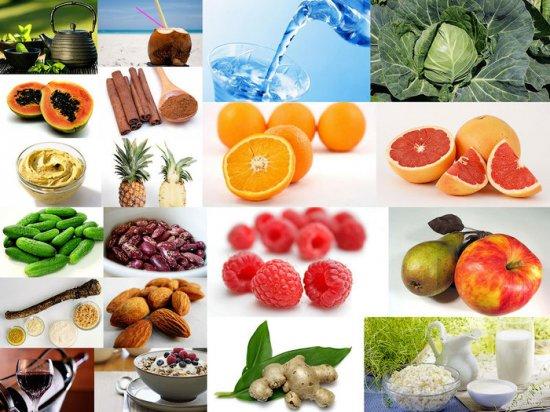 Топ 10 продуктов которые помогут похудеть