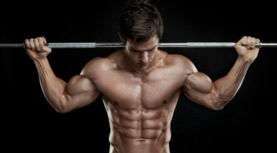 Программа для грудных мышц. Проверка на прочность