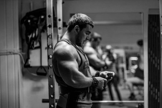 Тренировка на мышц рук от Ивана Кочеткова