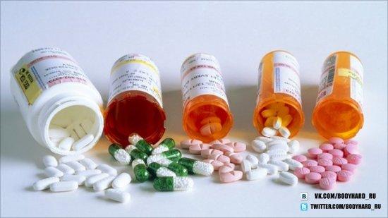 Замена стероидов на аптечные препараты (список курсов)