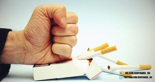 Как курение действует на мышцы