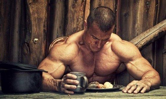 Принципы питания. Как ускорить темп анаболизма?
