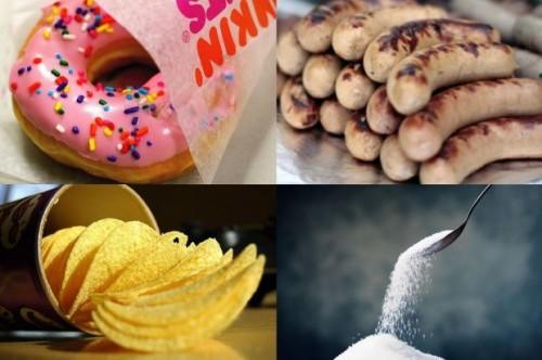 Хроническое воспаление и неправильное питание