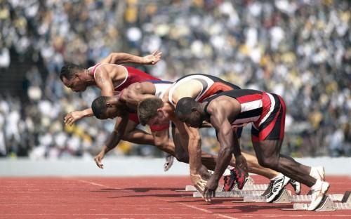 Важность белка для легкоатлетов