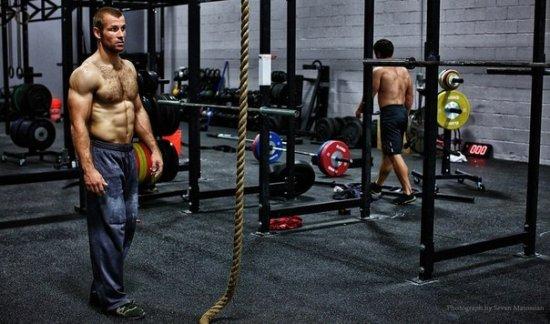 55 кроссфит-тренировок без тренажеров