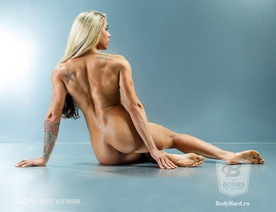 Тело в работе (красивая фотосессия)