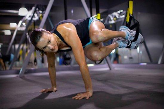 Тренажеры TRX - Новый виток в развитии фитнеса