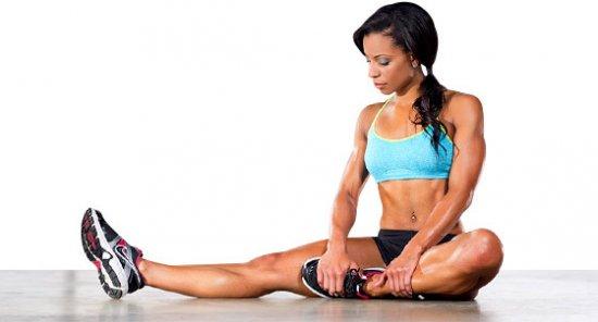 4 упражнения против растяжения голени