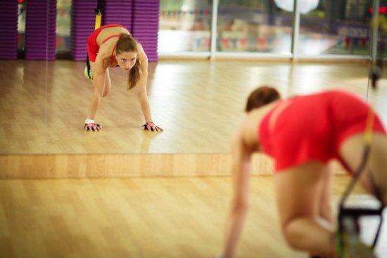 Упражнения на петлях TRX для нижней части тела