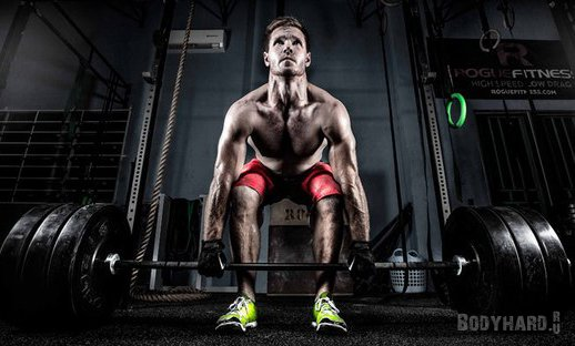 Как увеличить рабочие веса в становой тяге