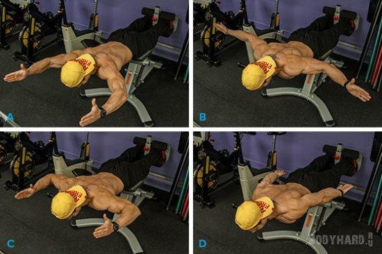 Тренировка которая преобразит вашу спину