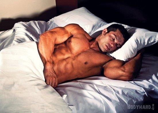 Исследование значения сна для композиции тела.
