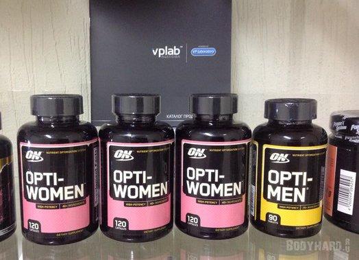 Витаминно-минеральный комплекс от Optimum Nutrition