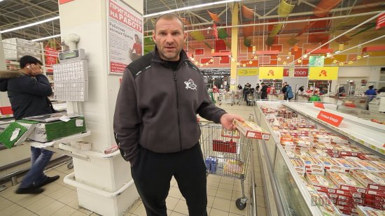 Дмитрий Голубочкин о продуктах для спорта