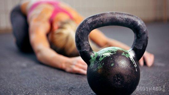 3 комплексные женские тренировки для быстрой потери жира