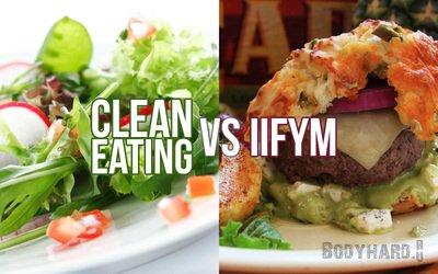 Как рассчитать IIFYM диету