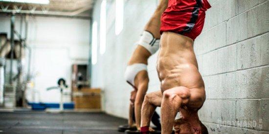 Польза тренировок кроссфит