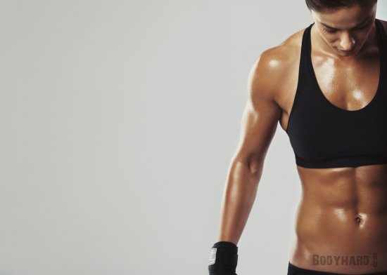 Тренировки во время диеты