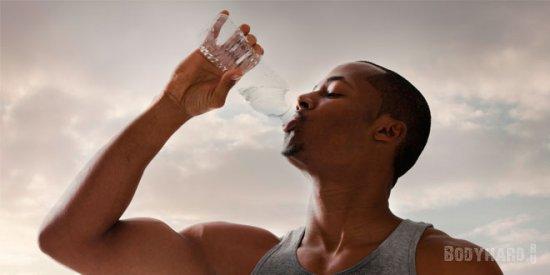 Оптимальная температура воды для гидратации