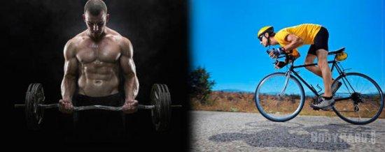 5 стадий подготовки триатлона в спортивном зале