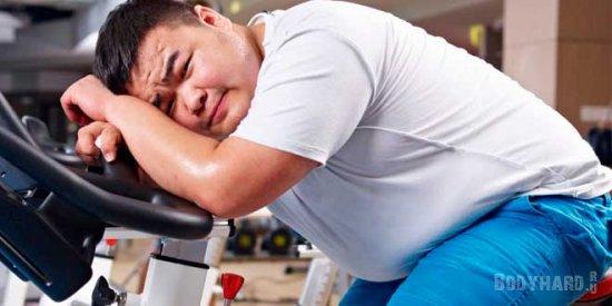 Не всегда тренировки помогают сбросить вес