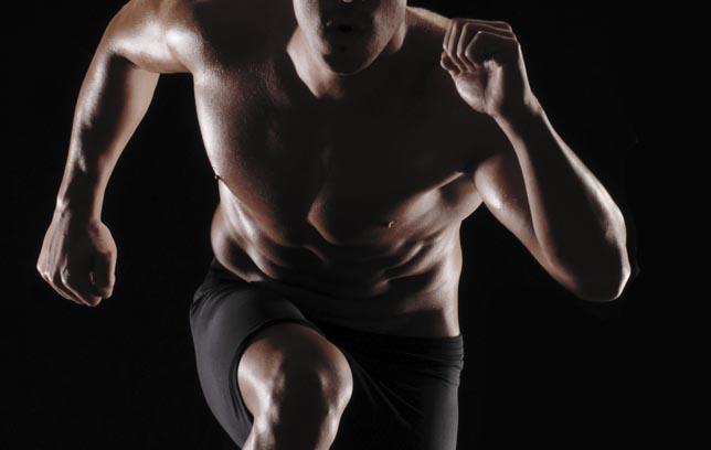 кардио упражнения для сжигания жира на животе