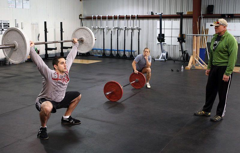 тренировка в фитнесе для сжигания жира